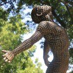 TriHealth Bronze Statue